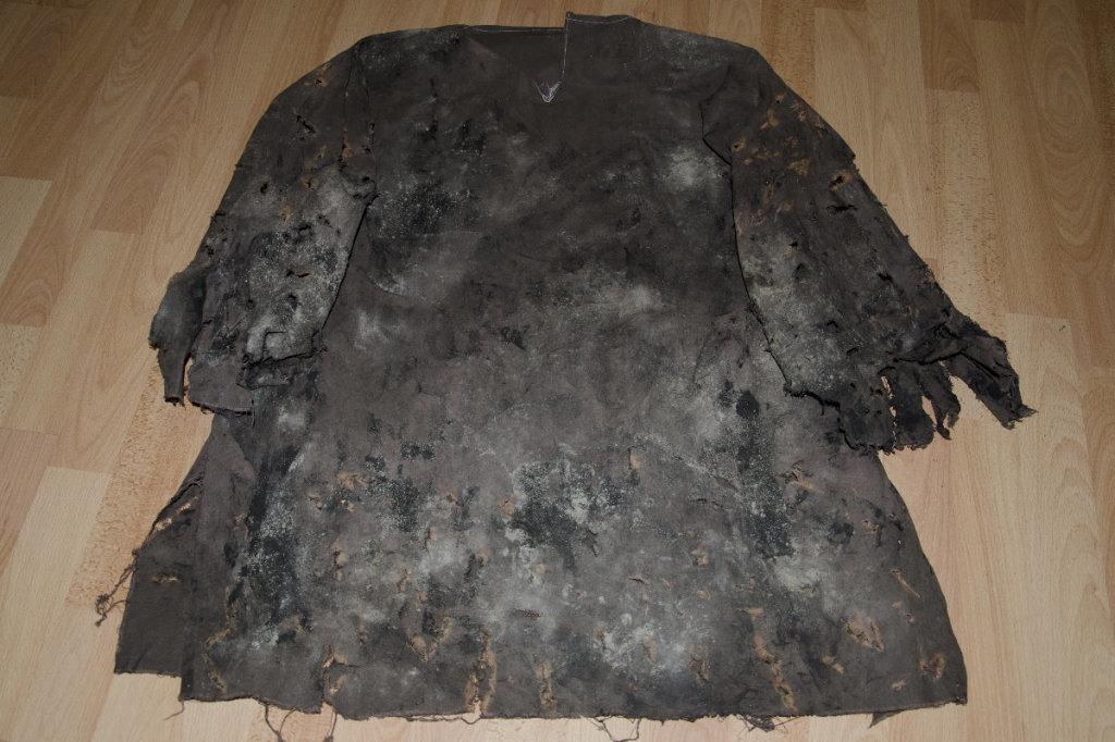 Kleidung altern