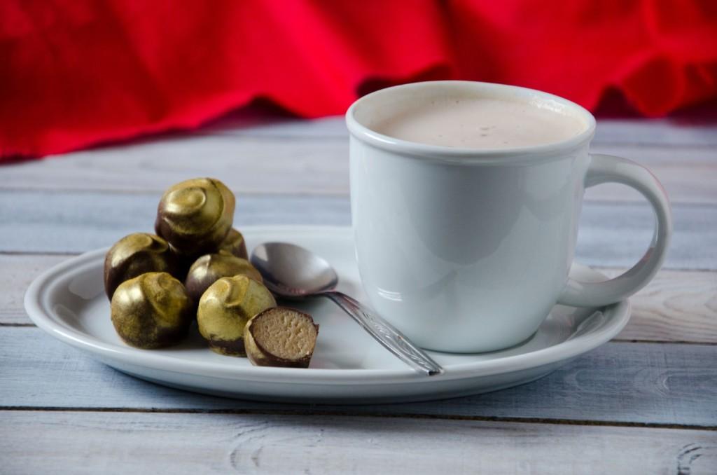 chai latte marzipan praline 2