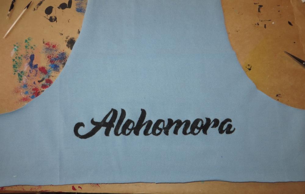 5Alohomora-Schriftzug